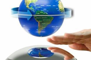 فروش کره زمین چرخان معلق مغناطیسی (برقی)