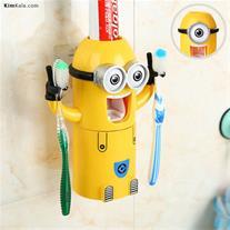 فروش جا مسواکی اتوماتیک مینیون Minions Wash Kit