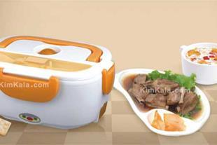✅ فروش ظرف برقی نگهدارنده غذا Lunch Box لانچ باکس