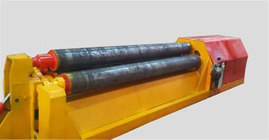ساخت و تولید دستگاه نورد ورق ، لوله ، پروفیل - 1