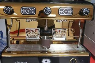 دستگاه اسپرسو لاسپازیاله