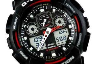 جدیدترین مدل ساعت مچی G-Shock جی شاک اصل ژاپن