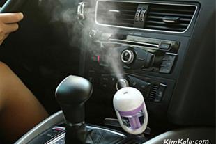 فروش دستگاه خوشبو کننده فندکی خودرو