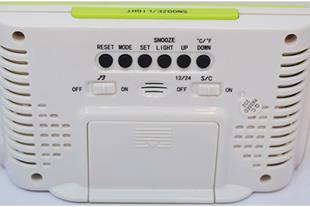 فروش زیباترین ساعت دیجیتالی رومیزی کاسیو Casio