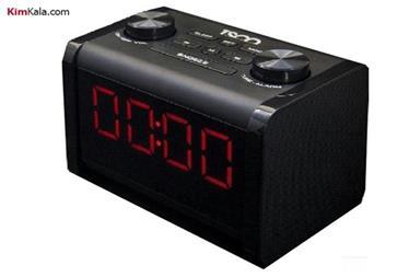 خرید پستی اسپیکر قدرتمند بلوتوثی و ساعت دیجیتالی - 1