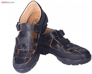 کفش پیاده روی تن تاک چرمی (بسیار راحت و با دوام) - 1