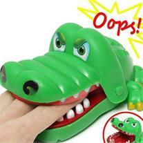 بازی دندانپزشک کروکودیل