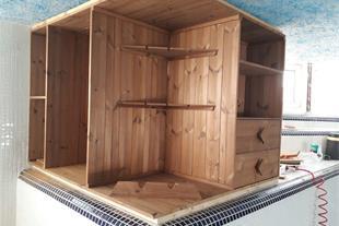 فروش چوب ترمووود در یزد