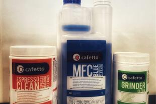 محصولات شستشوی دستگاه اسپرسو و آسیاب قهوه
