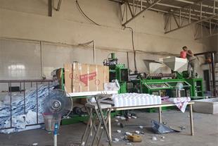 فروش خط کامل تولید ظروف یکبار مصرف هایمپک (ps)