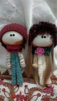 عروسک های تیلدای روسی