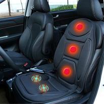 ماساژور صندلی ماشین ویبره دار حرارتی
