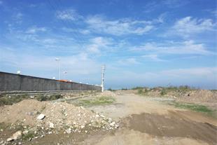 فروش زمین ساحلی به متراژ 8 هکتار پلاک اول دریا