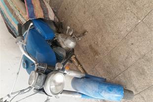 فروش موتورسیکلت 125یاماها