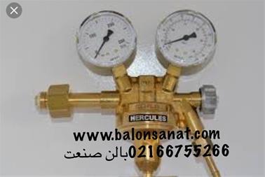 فروش مانومتر هرکولس و رگلاتور هرکولس - 1