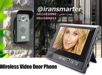 فروش چشمی دیجیتال درب آپارتمان ایران اسمارتر - 1