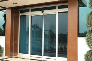 درب اتوماتیک شیشه ای (Gita door)