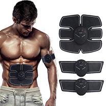 دستگاه ماساژور شکم و عضلات بدنسازی