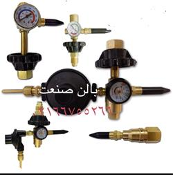 فروش رگولاتور هلیوم ، قیمت رگلاتور هلیوم ، مانومتر - 1
