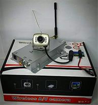دوربین بیسیم انالوگ