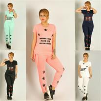 تولید لباس زنانه ، بچه گانه و مردانه