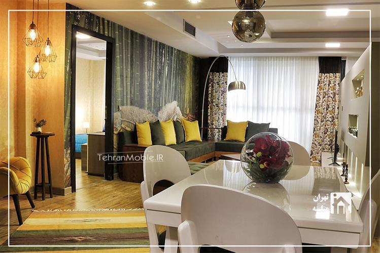 اجاره آپارتمان مبله در تهران - 2