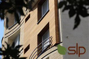 چوب نمای ساختمان - ترمووود فنلاند slp