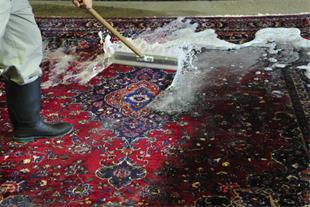 معتبر ترین قالیشویی