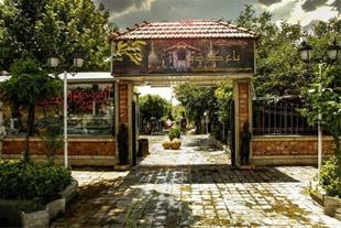 رستوران سنتی در مشکین دشت