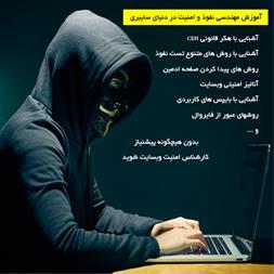 آموزش حرفه ای افزایش امنیت در دنیای پر خطر سایبری - 1