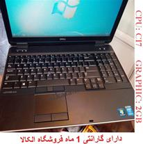 لپ تاپ دست دوم dell 6540