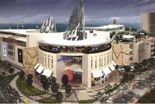 فروش غرفه و مغازه در مرکز خرید میکا مال کیش