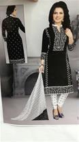 فروش لباس هندی 4 تیکه در طرح و رنگ بندی های مختلف