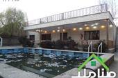 خرید و فروش باغ ویلا با پایانکار در ملارد کد1279