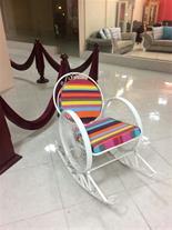 فروش صندلی راک فلزی رنگ استاتیک