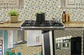 طراحی سه بعدی و اجرای کابینت اشپزخانه