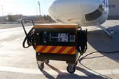 برق زمینی هواپیما
