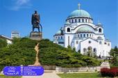 تور صربستان | نوروز 97