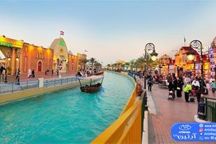 تور دبی | ایر عربیا | 7 شب