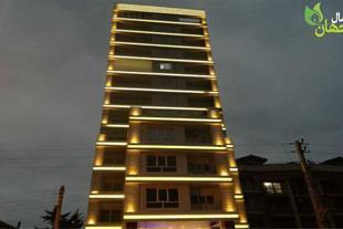مازندران آپارتمان ساحلی نوساز ویو دریا در سرخرود