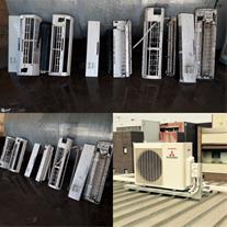 تعمیر انواع کولردوتیکه و پنجره ای 09362623522