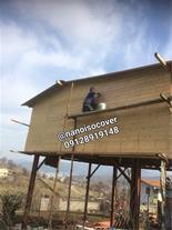 عایقکاری سقف و سازه چوبی و انواع روف گاردن