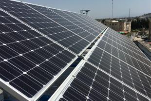 کسب در آمد از سقف منزل به کمک انرژی خورشیدی گلستان