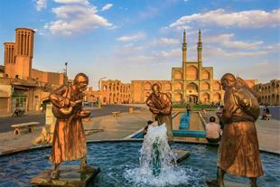 تور3روزه یزد حرکت با قطار
