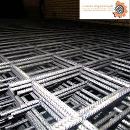 تولید ، فروش مش (شبکه پیش جوش فولادی) - 1