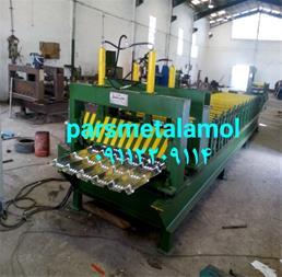 دستگاه ایرانیت فلزی سازنده دستگاه ایرانیت فلزی - 1