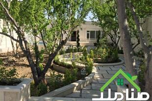 فروش باغ ویلا فول امکانات در شهریار کد1290