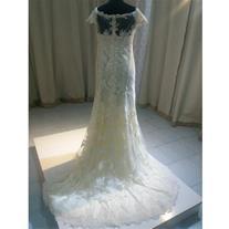 لباس عروس مدل ماهی نو سایز 42 استفاده نشده