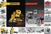 جک و پمپ هیدرولیک ENERPAC - RIKEN - POWR TEAM