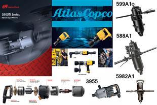 تجهیزات پنوماتیک INGERSOLL-RAND  ATLAS COPCO
